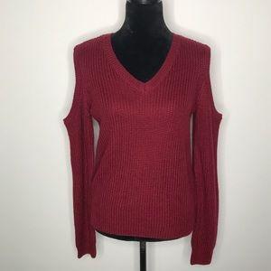 Lovers + Friends REVOLVE Blake Knit Sweater Small